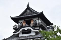 InuyamaJo0062 (lorindadixon) Tags: aichi nagoya japan nature clouds cloudy city studyabroad personal nufs sky travel ysu castle inuyama inuyamajo samurai museum culture history
