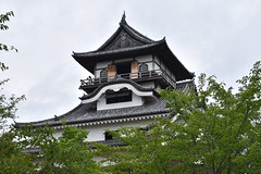 InuyamaJo0058 (lorindadixon) Tags: aichi nagoya japan nature clouds cloudy city studyabroad personal nufs sky travel ysu castle inuyama inuyamajo samurai museum culture history