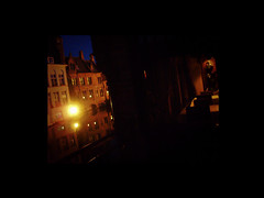 20080917_07 (mickaelblanchet) Tags: belgium belgique brugge bruges light night color water travel olympus