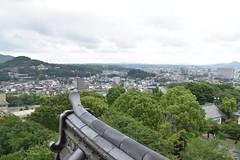 InuyamaJo0098 (lorindadixon) Tags: aichi nagoya japan nature clouds cloudy city studyabroad personal nufs sky travel ysu castle inuyama inuyamajo samurai museum culture history