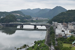 InuyamaJo0094 (lorindadixon) Tags: aichi nagoya japan nature clouds cloudy city studyabroad personal nufs sky travel ysu castle inuyama inuyamajo samurai museum culture history