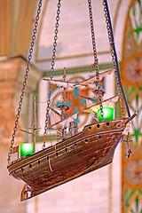 DSC00250 - Chapel of Notre-Dame-de-Bon-Secours (archer10 (Dennis)) Tags: montreal sony a6300 ilce6300 18200mm 1650mm mirrorless free freepicture archer10 dennis jarvis dennisgjarvis dennisjarvis iamcanadian canada oldmontreal oldportmontreal chapelofnotredamedebonsecours church saint sailors quebec boat hanging