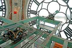 DSC00290 - Clock Works (archer10 (Dennis)) Tags: montreal sony a6300 ilce6300 18200mm 1650mm mirrorless free freepicture archer10 dennis jarvis dennisgjarvis dennisjarvis iamcanadian canada oldmontreal oldportmontreal quebec clocktower detail