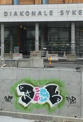 HAraldsplass Graffiti June 2019 (svennevenn) Tags: gatekunst bergen streetart gatekunstbergen streetartbergen graffiti bergengraffiti