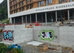 HAraldsplass Graffiti June 2019 (svennevenn) Tags: gatekunst bergen streetart gatekunstbergen streetartbergen graffiti bergengraffiti fdp