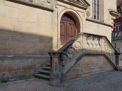 Waldenbuch Town-E6271682 (tony.rummery) Tags: blackforest building church doorway em10 germany mft microfourthirds omd olympus town waldenbuch badenwürttemberg