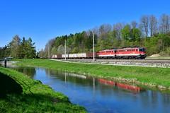 """1142 626 """"ÖBB"""" Wartberg an der Krems (Matthias Greinwald) Tags: 1142 626 öbb österreichische bundesbahn güterzug zug pyhrn wartberg an der krems"""