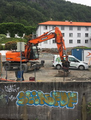 Sein and FDP (svennevenn) Tags: gatekunst bergen streetart gatekunstbergen streetartbergen graffiti bergengraffiti sein fdp