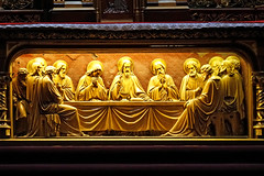 DSC00142 -Last Supper (archer10 (Dennis)) Tags: montreal chinatown sony a6300 ilce6300 18200mm 1650mm mirrorless free freepicture archer10 dennis jarvis dennisgjarvis dennisjarvis iamcanadian canada oldmontreal oldportmontreal notredamebasilica quebec notradamecathedral
