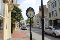Ben Silver Street Clock, Charleston (MJRGoblin) Tags: charleston southcarolina charlestoncounty 2019