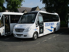 Photo of Mercedes-Benz Unvi - SN13DDF - Telford's
