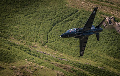 Hawk trainer in the Mach (woody9381) Tags: machloop rafhawk lowflyarea lfa7 wales raftrainer crossfoxes nikon300f4 fastjets cadeast d300
