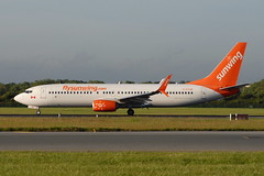 C-FYJD Boeing 737-8Q8 Sunwing Airlines (eigjb) Tags: dublin airport ireland international collinstown eidw jet transport airliner plane spotting aircraft airplane aeroplane aviation 2019 cfyjd boeing 737 7378q8 b737 sunwing airlines tui charter