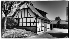 Kloster Volkenroda (1elf12) Tags: germany deutschland monastery kloster halftimbered fachwerk colombages volkenroda
