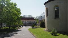 Kloster Volkenroda (1elf12) Tags: kloster monastery volkenroda germany deutschland fachwerk halftimbered colombages
