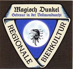 Germany - Brauerei Ganter (Freiburg) (cigpack.at) Tags: brauereiganter germany deutschland freiburg magischdunkel vollmondnacht bier beer brauerei brewery label etikett bierflasche bieretikett flaschenetikett