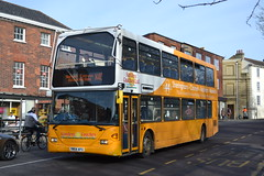 Sanders Coaches 113 YN54AFU (Will Swain) Tags: norwich 22nd february 2019 bus buses transport transportation travel uk britain vehicle vehicles county country england english east city sanders coaches 113 yn54afu former reading 815