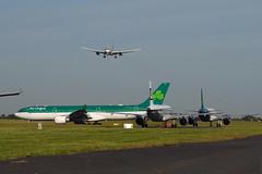 Queue @ Runway 10 (eigjb) Tags: dublin airport ireland international collinstown eidw jet transport airliner plane spotting aircraft airplane aeroplane aviation 2019 eiduz a7bcz eidvm airbus a330 aer lingus shamrock a320 qatar b787