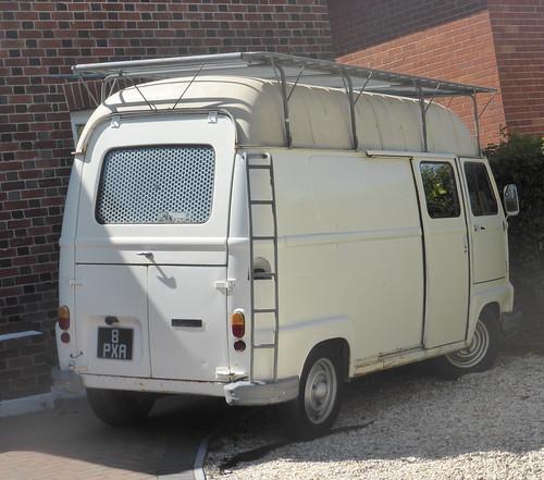 Renault Estafette (1979)