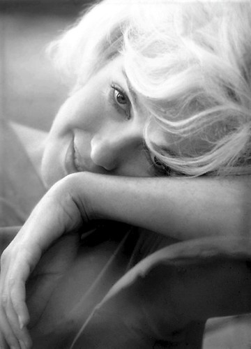Willy Rizzo. Marilyn Monroe.   1962.