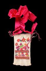 Maya Bag Chiapas Mexico Textiles Huixtan (Teyacapan) Tags: bolsa bags maya chiapas mexico huistan embroidered knotted textiles tzotzil