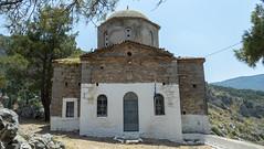 Church of Agia Sofia in the Medieval Castle of Livadia - Boeotia, Greece (Ava Babili) Tags: livadia livadeia boeotia greece castle church greekorthodoxchurch