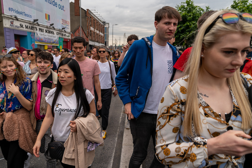 DUBLIN PRIDE FESTIVAL 2019 [THE ACTUAL PARADE]-153672