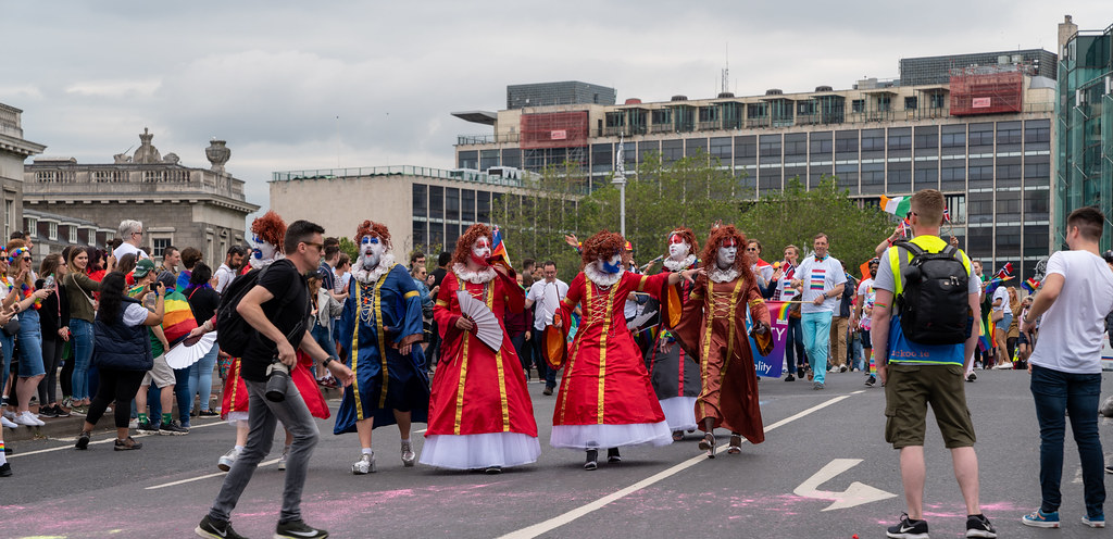 DUBLIN PRIDE FESTIVAL 2019 [THE ACTUAL PARADE]-153590