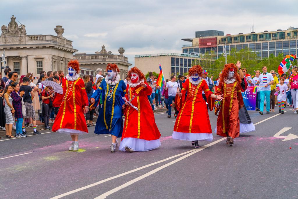 DUBLIN PRIDE FESTIVAL 2019 [THE ACTUAL PARADE]-153591