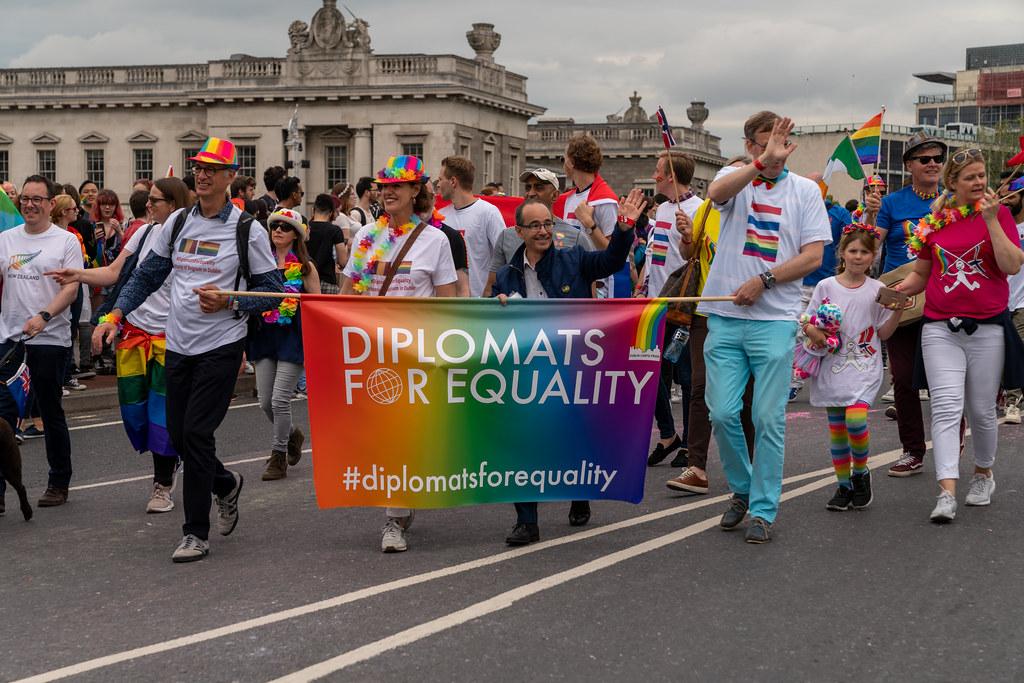 DUBLIN PRIDE FESTIVAL 2019 [THE ACTUAL PARADE]-153592