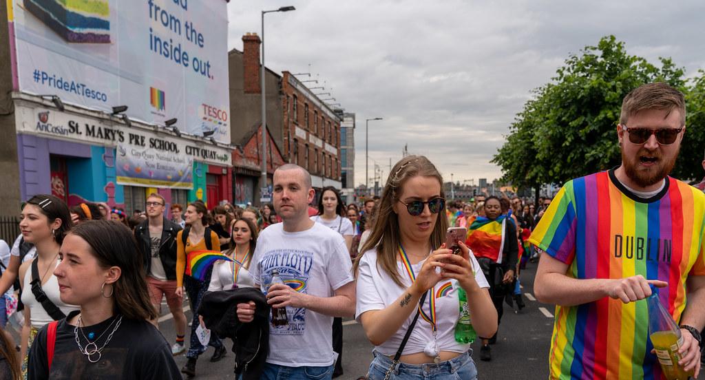 DUBLIN PRIDE FESTIVAL 2019 [THE ACTUAL PARADE]-153676
