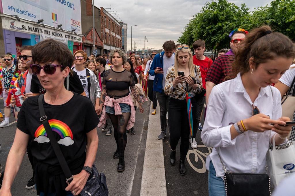 DUBLIN PRIDE FESTIVAL 2019 [THE ACTUAL PARADE]-153671