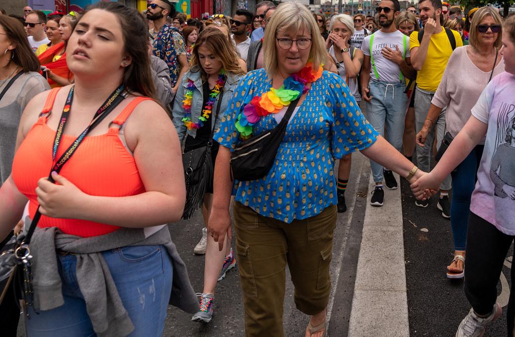 DUBLIN PRIDE FESTIVAL 2019 [THE ACTUAL PARADE]-153668