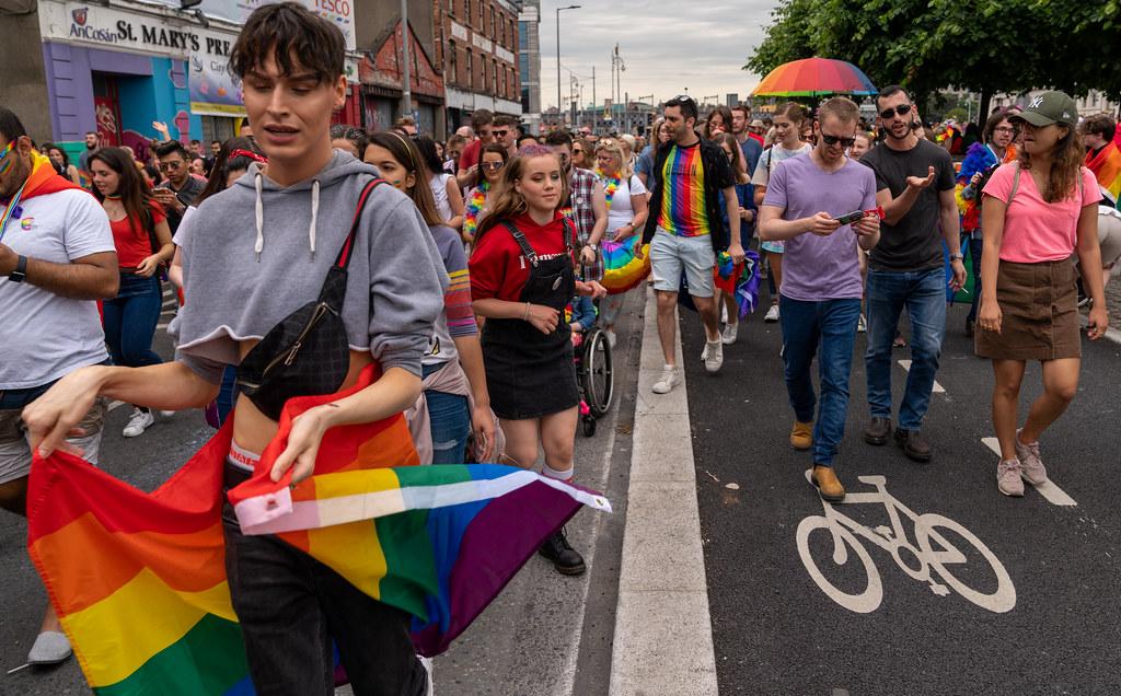 DUBLIN PRIDE FESTIVAL 2019 [THE ACTUAL PARADE]-153665