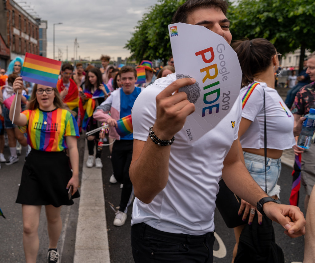 DUBLIN PRIDE FESTIVAL 2019 [THE ACTUAL PARADE]-153654