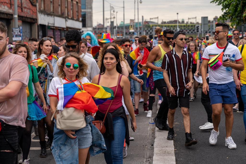 DUBLIN PRIDE FESTIVAL 2019 [THE ACTUAL PARADE]-153651