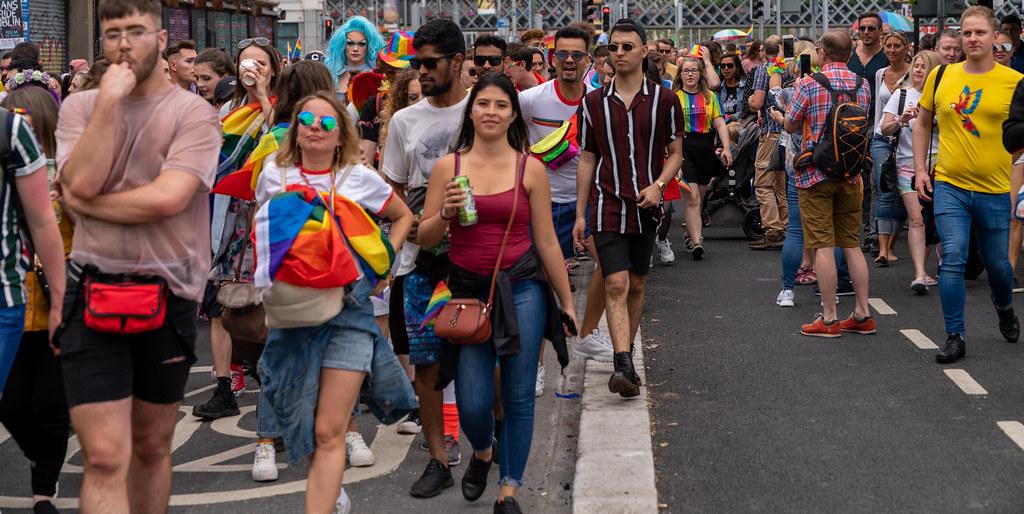 DUBLIN PRIDE FESTIVAL 2019 [THE ACTUAL PARADE]-153650