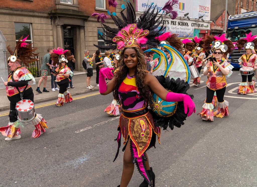 DUBLIN PRIDE FESTIVAL 2019 [THE ACTUAL PARADE]-153646