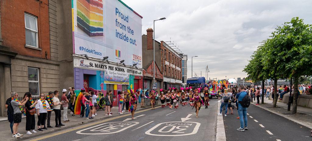 DUBLIN PRIDE FESTIVAL 2019 [THE ACTUAL PARADE]-153640