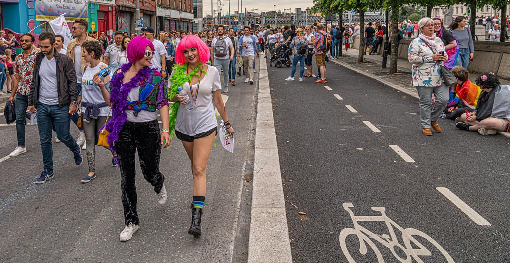 DUBLIN PRIDE FESTIVAL 2019 [THE ACTUAL PARADE]-153635