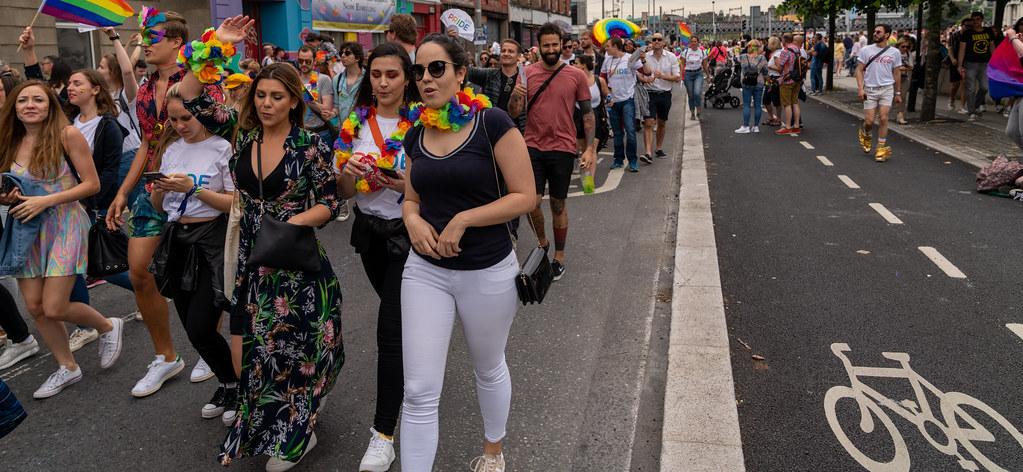 DUBLIN PRIDE FESTIVAL 2019 [THE ACTUAL PARADE]-153633