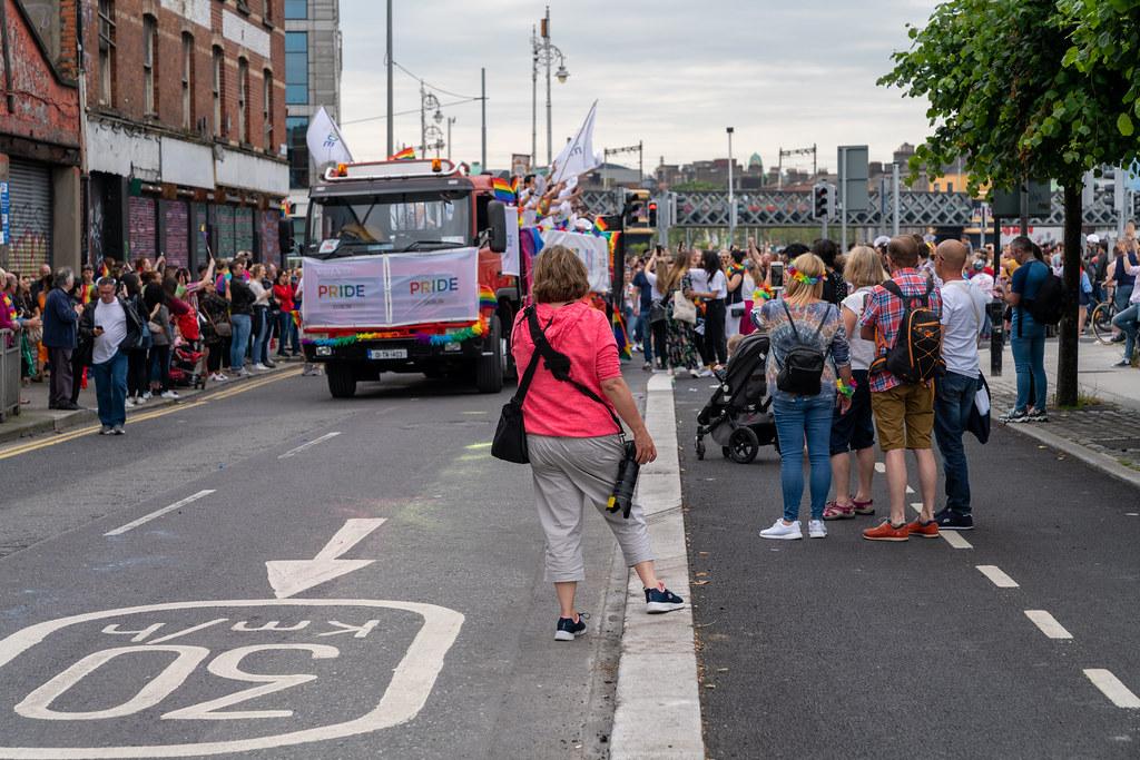 DUBLIN PRIDE FESTIVAL 2019 [THE ACTUAL PARADE]-153629