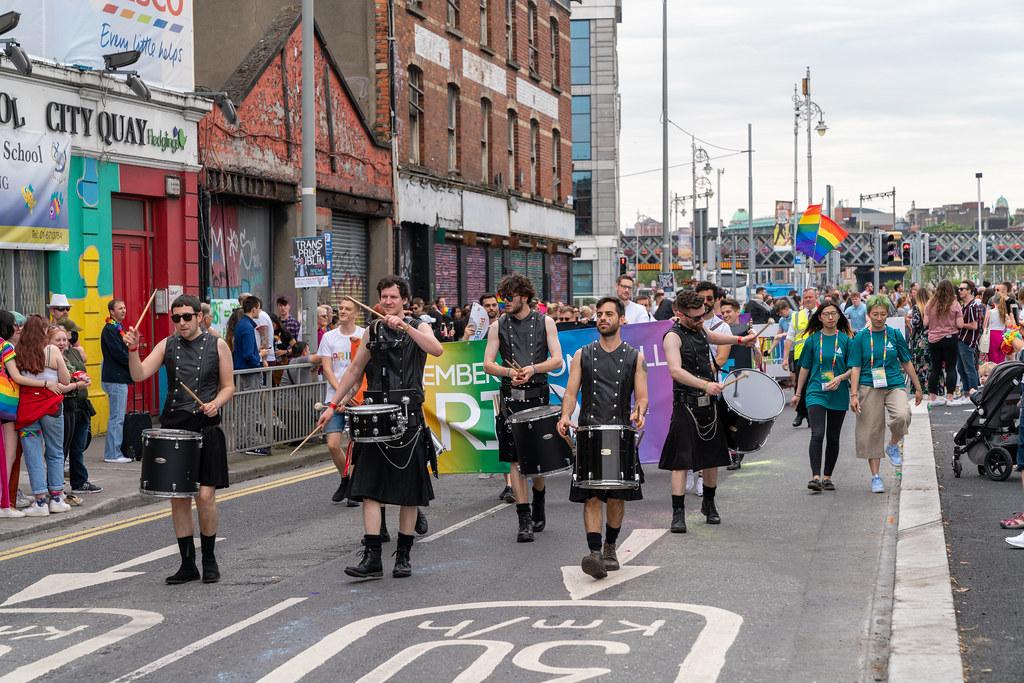 DUBLIN PRIDE FESTIVAL 2019 [THE ACTUAL PARADE]-153622