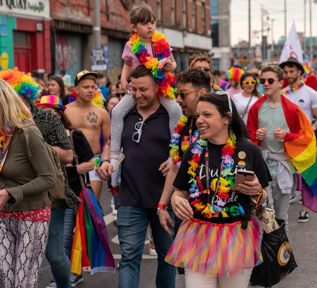 DUBLIN PRIDE FESTIVAL 2019 [THE ACTUAL PARADE]-153620