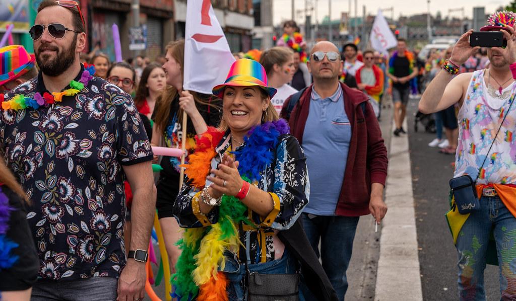 DUBLIN PRIDE FESTIVAL 2019 [THE ACTUAL PARADE]-153617