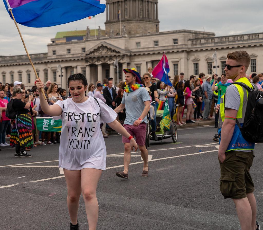 DUBLIN PRIDE FESTIVAL 2019 [THE ACTUAL PARADE]-153599