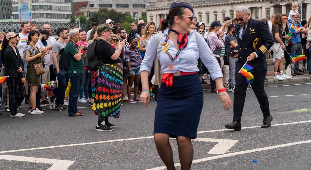 DUBLIN PRIDE FESTIVAL 2019 [THE ACTUAL PARADE]-153594