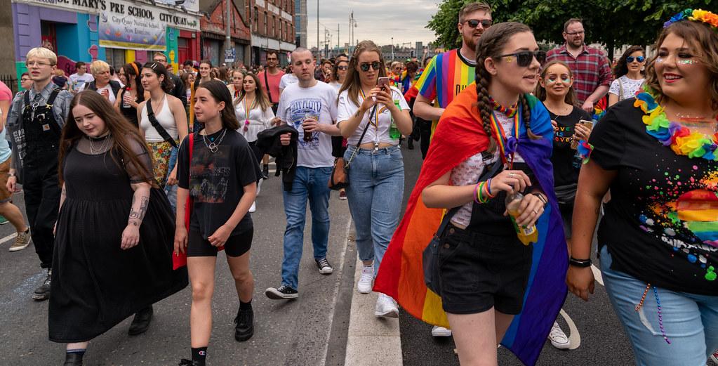 DUBLIN PRIDE FESTIVAL 2019 [THE ACTUAL PARADE]-153675