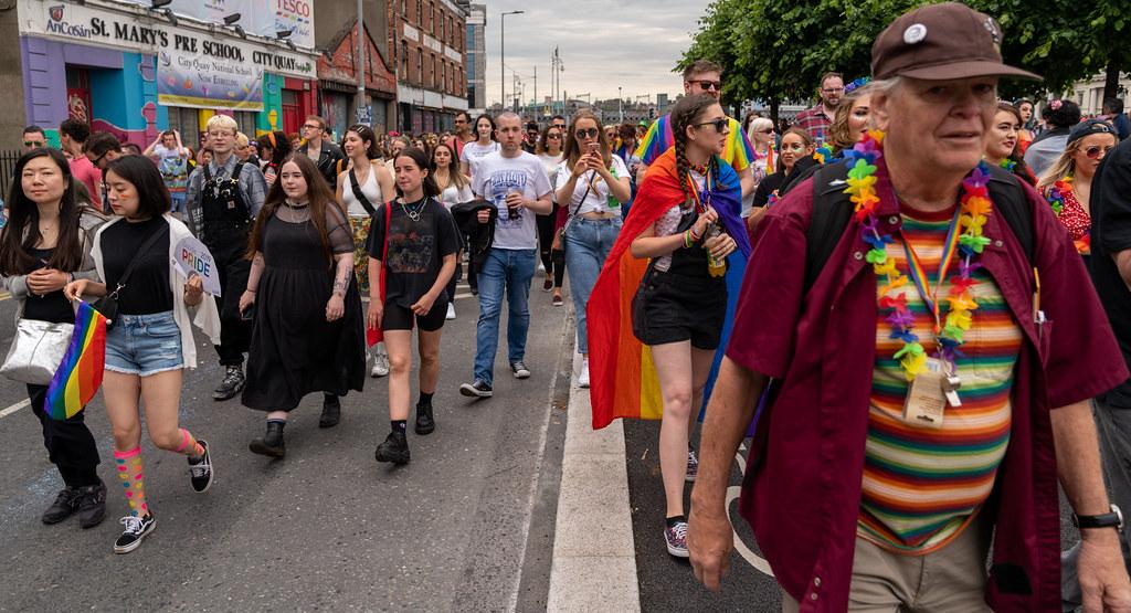 DUBLIN PRIDE FESTIVAL 2019 [THE ACTUAL PARADE]-153674