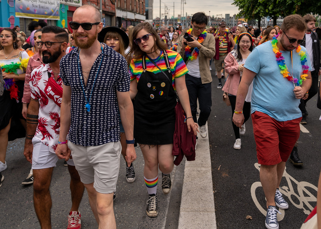 DUBLIN PRIDE FESTIVAL 2019 [THE ACTUAL PARADE]-153673